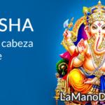 Ganesha, el dios con cabeza de elefante
